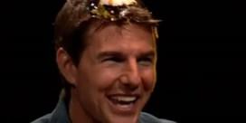 Tom Cruise verliest Russische roulette met eieren