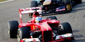 Fernando Alonso pakt eerste zege van het seizoen, Vettel blijft WK-leider