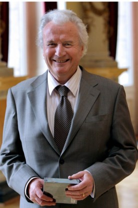 Colin Davis in 2007.