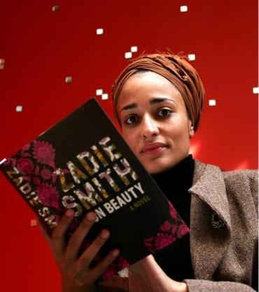 Zadie Smith behoort tot de beste jonge Britse schrijvers van het decennium.