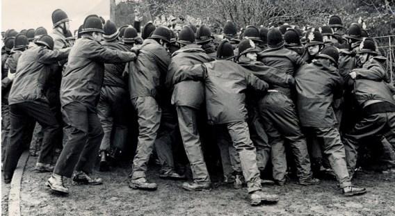 Protest bij de mijnsluitingen in Groot-Brittannië: wat de markt niet meer wil, moet de staat niet overeind houden – al levert dat veel sociale miserie op.