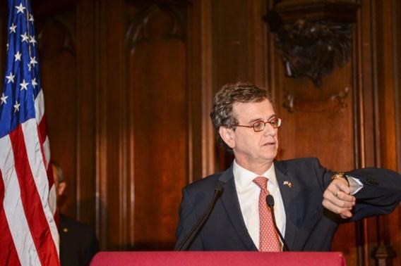 VS-ambassadeur bezoekt laatste Belgische gemeente op 5 mei