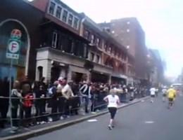 Loper filmt explosie tijdens marathon