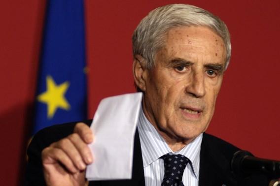 Franco Marini voorgedragen als Italiaans president