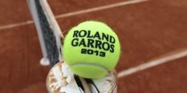Vier Belgen rechtstreeks op hoofdtabel Roland Garros