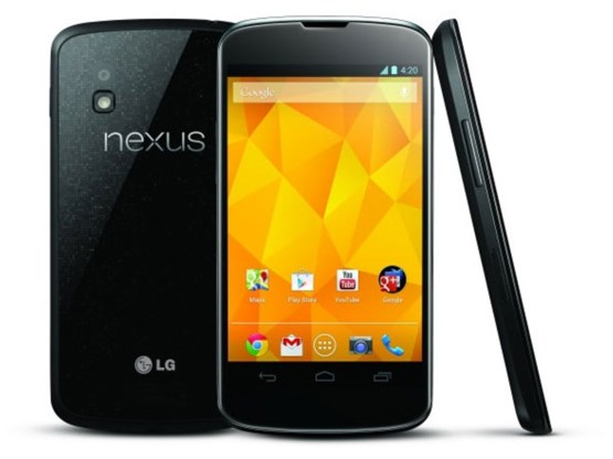 Nexus 4 toch te koop in België