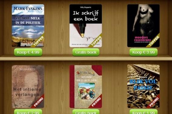 Iedereen kan boek publiceren via Boekboek.be