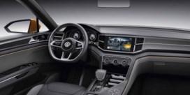 Volkswagen CrossBlue Coupé: stevige hybride