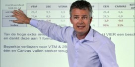 Van Thillo: 'Dit soort televisie maken met drie grote spelers is in Vlaanderen onhoudbaar'