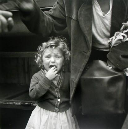 Geen titel, ongedateerd.Geen titel, New York, 1954.