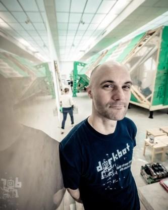 Angelo Vermeulen: 'We zijn allemaal verbonden door dezelfde droom: mee de verkenning van de ruimte kunnen bepalen.'