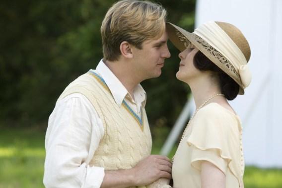 Eén neemt afscheid van het derde seizoen van 'Downton Abbey'.