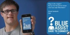'BlueAssist' moet mensen met verstandelijke beperking zelfstandiger maken