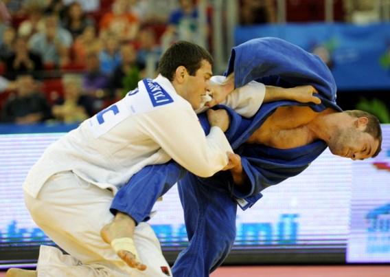 Joachim Bottieau (r.) moet in Rio 2016 op zijn sterkst zijn. 'Ik ben op de goede weg.'