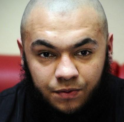 Noureddine Abouallal, echtgenoot van Tatiana W.