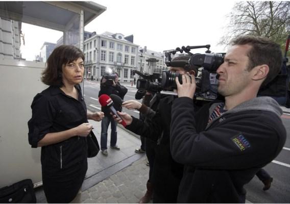 Joëlle Milquet: 'Laat ons stoppen met de kritiek en voortwerken.'