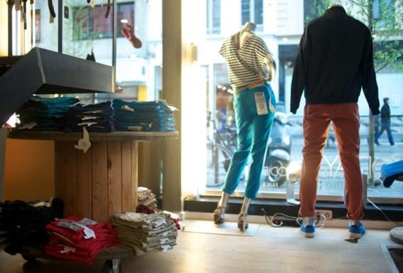 Today is a good day: ecologisch en ethisch verantwoord geproduceerde kleding.