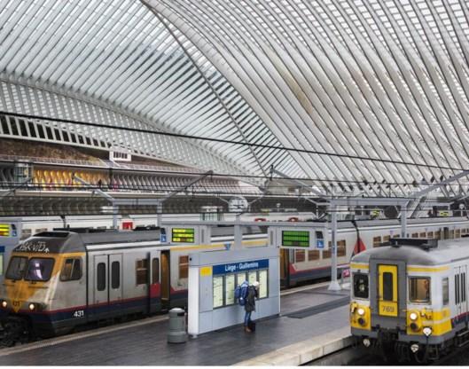 Het station van Calatrava in Luik: symbool van een meer levenskrachtige NMBS?