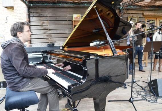 Jan Swerts componeerde ook muziek voor de VTM-serie 'Zuidflank'.