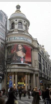 Printemps in Parijs.