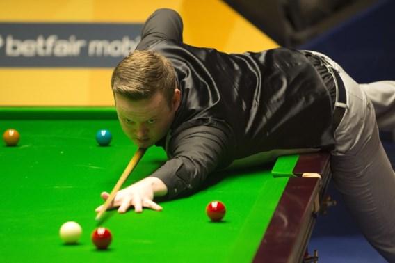 Shaun Murphy zit bij laatste acht op WK snooker