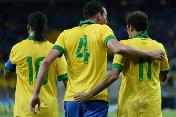 Brazilië en Portugal oefenen op 8 september in Boston
