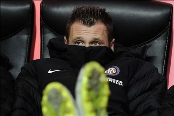 Inter wil af van Cassano