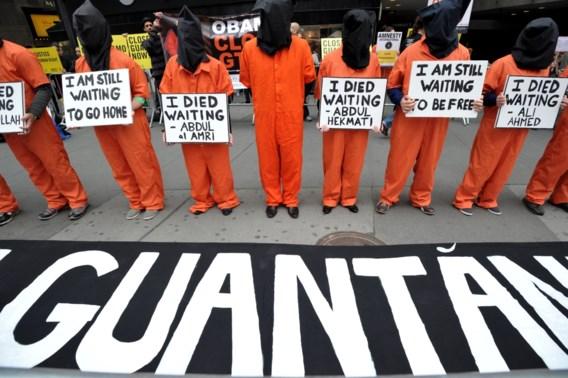 Steeds meer gevangenen Guantanamo nemen deel aan hongerstaking