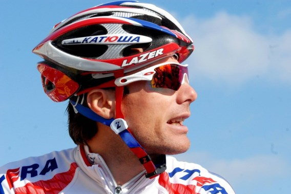 Danilo Di Luca (37) wordt ploegmaat van Kevin Hulsmans