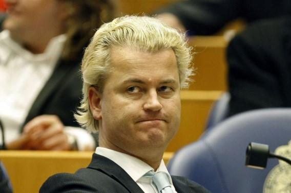 Geert Wilders wil krachten bundelen met Vlaams Belang