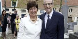 Miet Smet en Wilfried Martens nu ook gehuwd voor de kerk