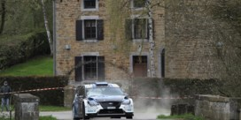 Freddy Loix wint rally van Wallonië