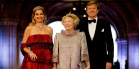 IN BEELD. Afscheidsdiner koningin Beatrix