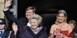 Beatrix houdt afscheidsrede