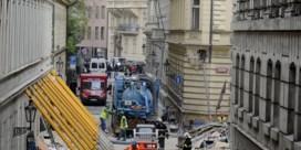 Geen doden bij explosie Praag