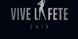 Beluister 2013, het nieuwe album van Vive La Fête