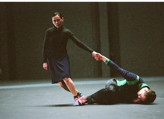 Anne Teresa De Keersmaeker en Boris Charmatz: dansen met Bach.