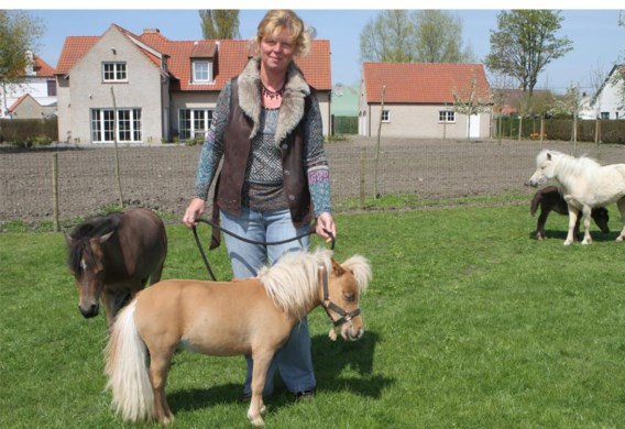 'Fantasy heeft een eigen willetje', zegt Karina Verougstraete.
