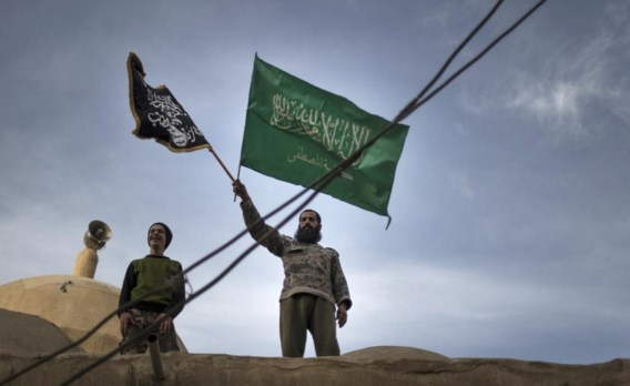 De VS zien de rebellen liever niet winnen, zeker niet omdat sommige fracties zich hebben aangesloten bij Al-Qaeda.