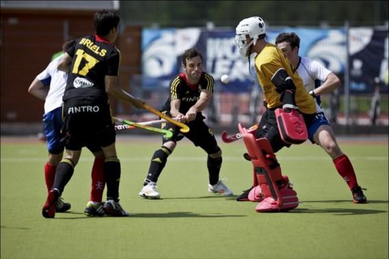 Belgische hockeyploeg boekt opnieuw ruime zege