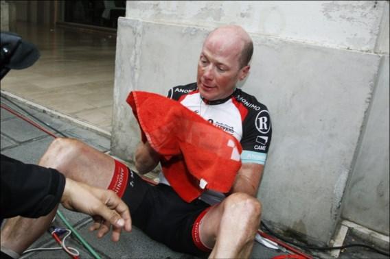 Chris Horner moet ook Ronde van Californië aan zich laten voorbijgaan