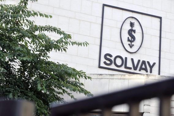 Solvay vormt een van grootste pvc-producenten ter wereld