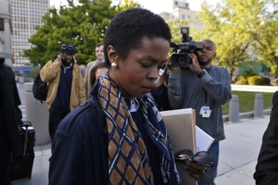 Lauryn Hill krijgt celstraf wegens belastingontduiking