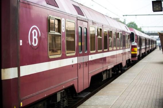 Belgische treinen mogen Groothertogdom Luxemburg tijdelijk niet in