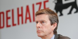 Topman Delhaize stapt op