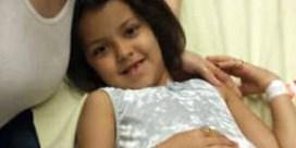 Amanda: 'Jocelyn (6) was mijn kerstekind'