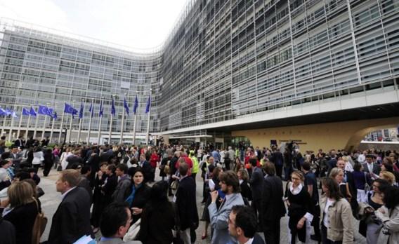 De Berlaymont in Brussel, hoofdkwartier van de Europese Commissie. Dat de EU ons niet doet dromen, is een probleem.