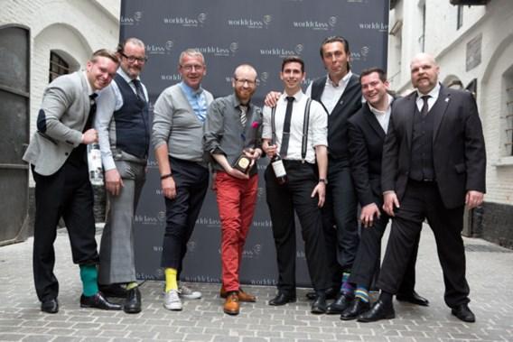 Carl Van Droogenbroeck tweede Belgische laureaat prestigieuze cocktailcompetitie