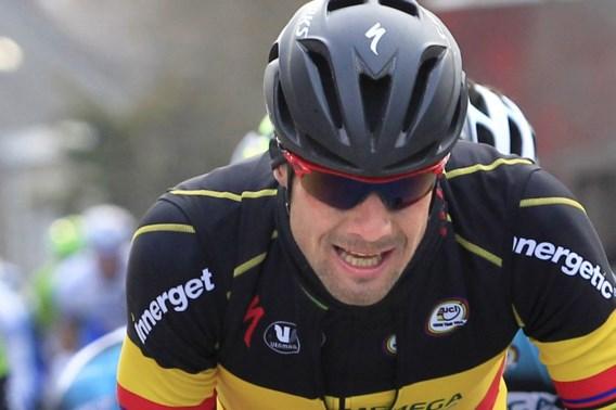 Tom Boonen: 'Mijn conditie is al veel beter na Ronde van Picardië'