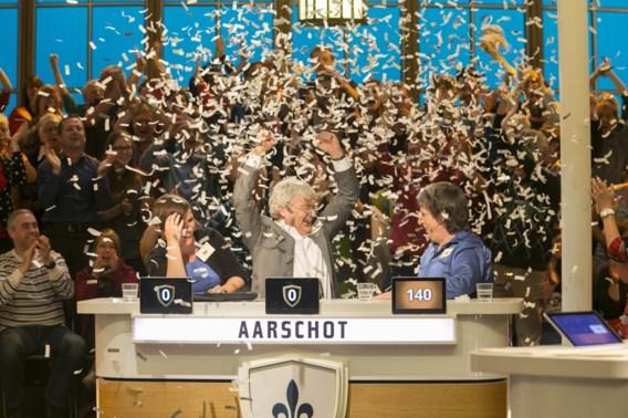 Aarschot wint 'De Slimste Gemeente' in finale tegen Leuven
